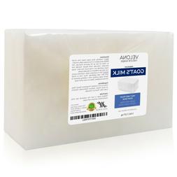 GOATS MILK 2, 5, 10, 24 lbs Glycerin Melt Pour Soap Base PRE