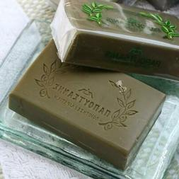 Papoutsanis Pure Greek Olive Oil Soap 5 PACK of 8.8 Oz  Bars