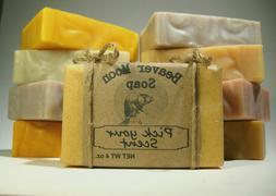 Handmade Soap Choose Your Scent Natural Homemade Bath Bar La