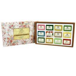 Khadi Natural Handmade Soap Collection 12 Pieces Gift Box Fr