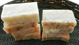 Handmade/Homemade Essential Oil Soap Lot Over 1 lb.