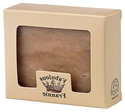 HONEY ALMOND Herbal Soap Bar made with 100% Pure Essential O