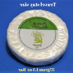 Hotel Mini Bar Soap 1.3 oz  Bulk Travel Size Bars Shorter St
