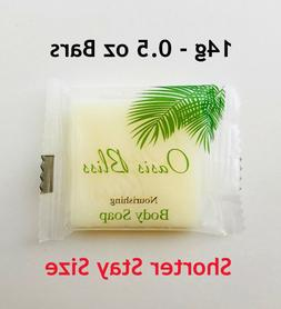 Hotel Mini Bar Soap 14g/0.5 oz Bulk Travel Size Soap Bars Sh