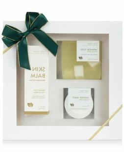 Japanese Yuzu Soap Bar 3-Pc. Bath & Body Gift Set Bar Skin B