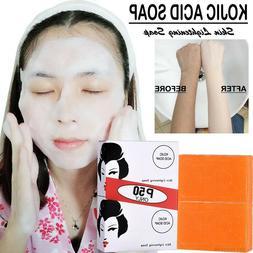 Kojie San Skin Lightening Bleaching Anti-Acne Kojic Acid Soa