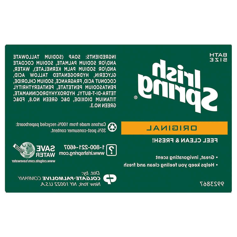 20 Bar Original Deodorant Invigorating