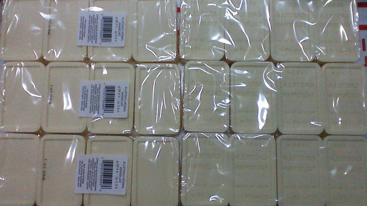 24 Castile Soap Bars Talisman Made in Spain Jabon Castilla 6