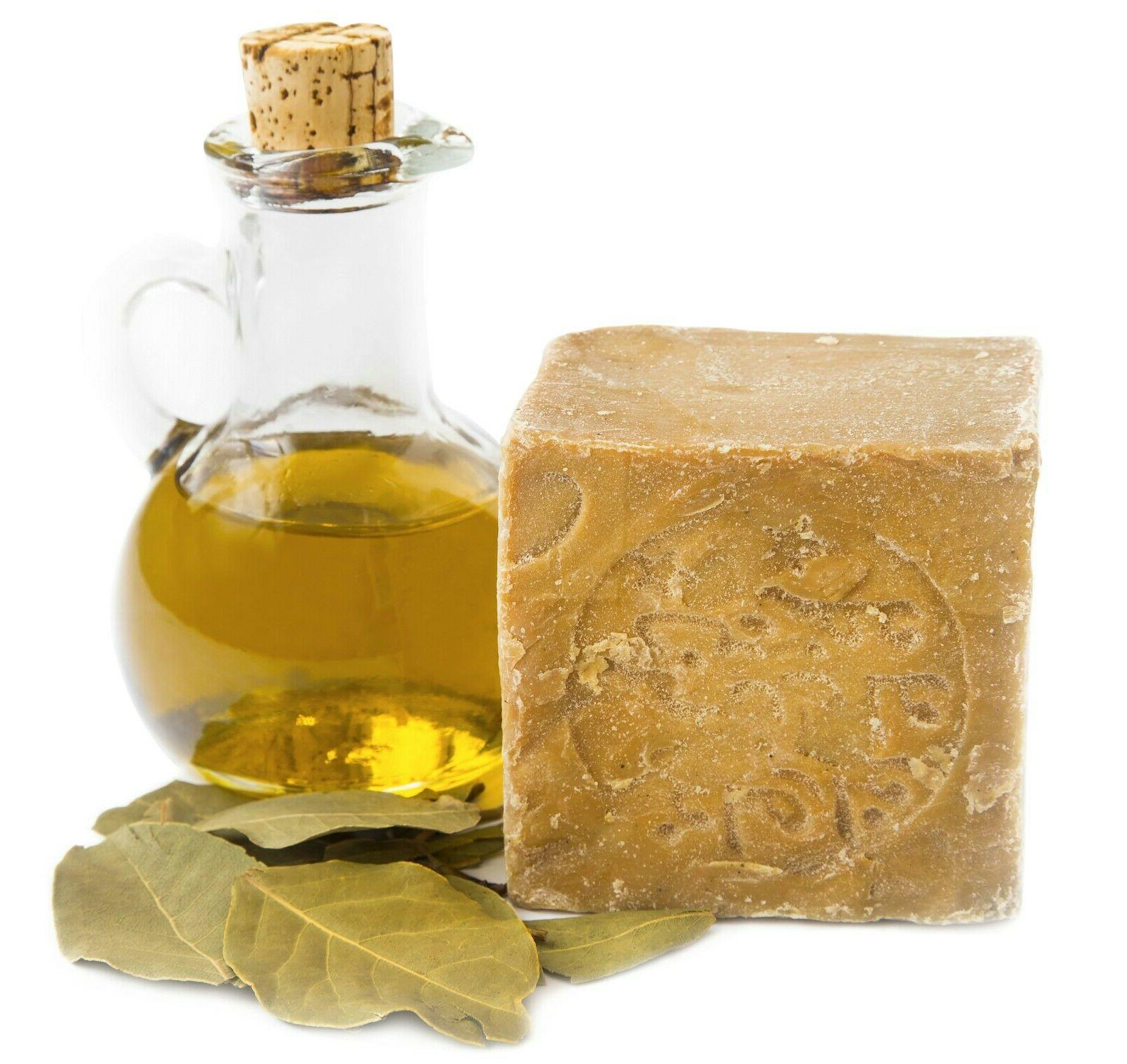 aleppo soap olive and laurel soap
