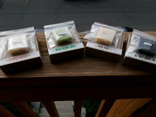 AWESOME! Squatch Sample Size Pack 4 of Best Scents