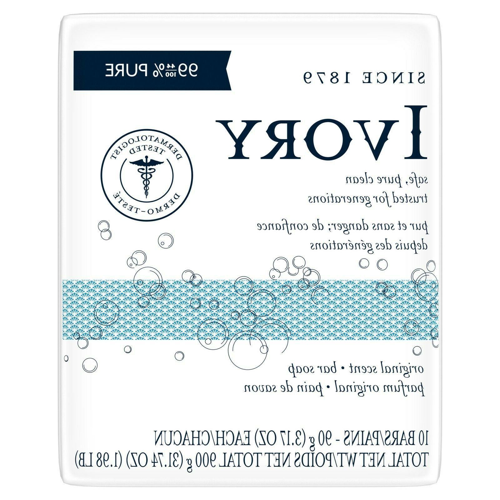 bar soap original scent 10 count