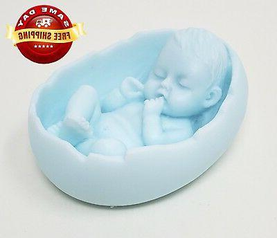 cutest boy baby shower glycerin soap bar
