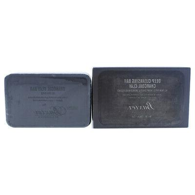 deep cleansing bar charcoal clay by