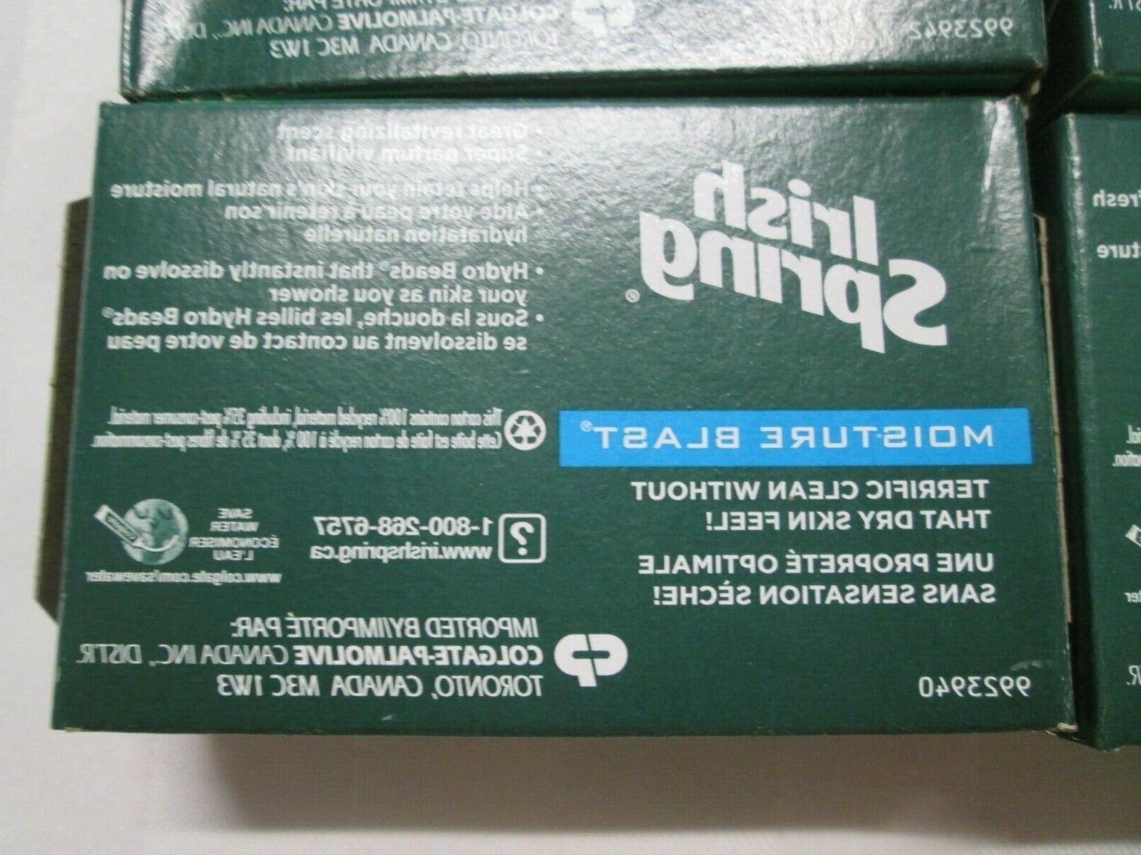 IRISH SPRING Deodorant Bar 90g Lot 4