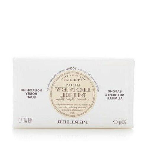honey miel bar soap large 7 oz