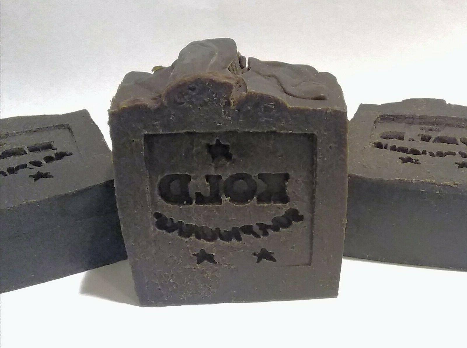 kolds stockholm pine tar shampoo soap