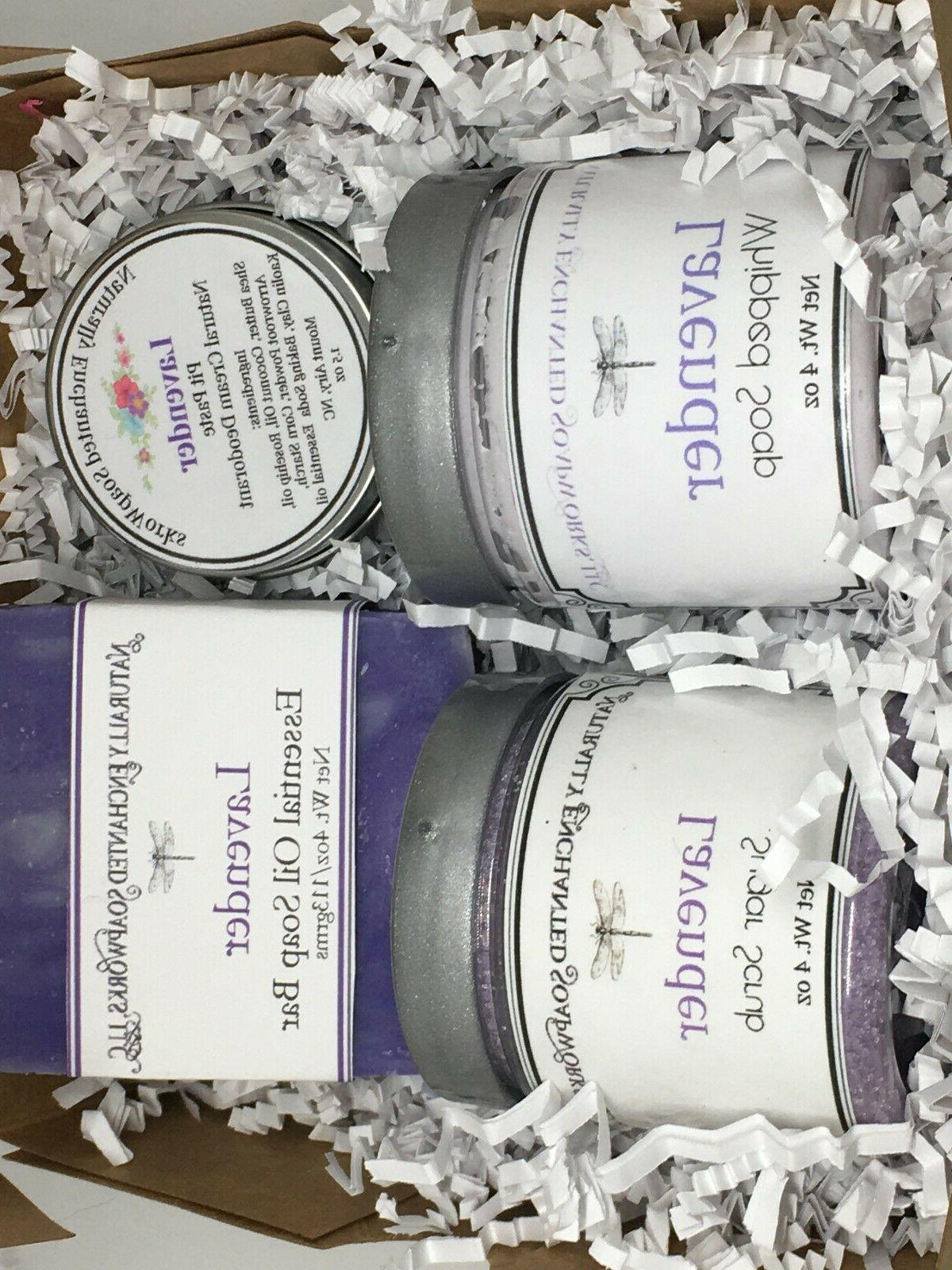 Lavender Gift set Bar