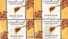 Venezia Soapworks Moisturizing Soap Honey Almond 7oz Bar