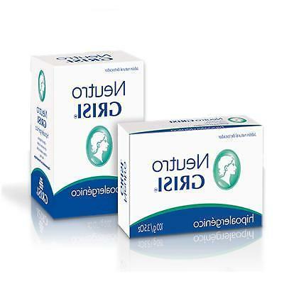 natural bar soap neutral neutro hypoallergenic 3