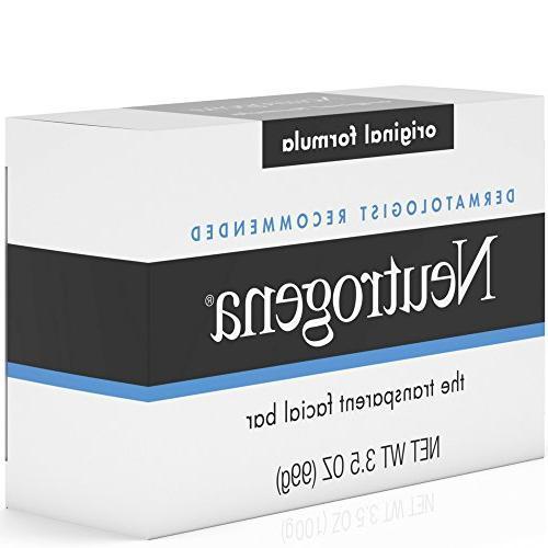 neutrogena facial bar