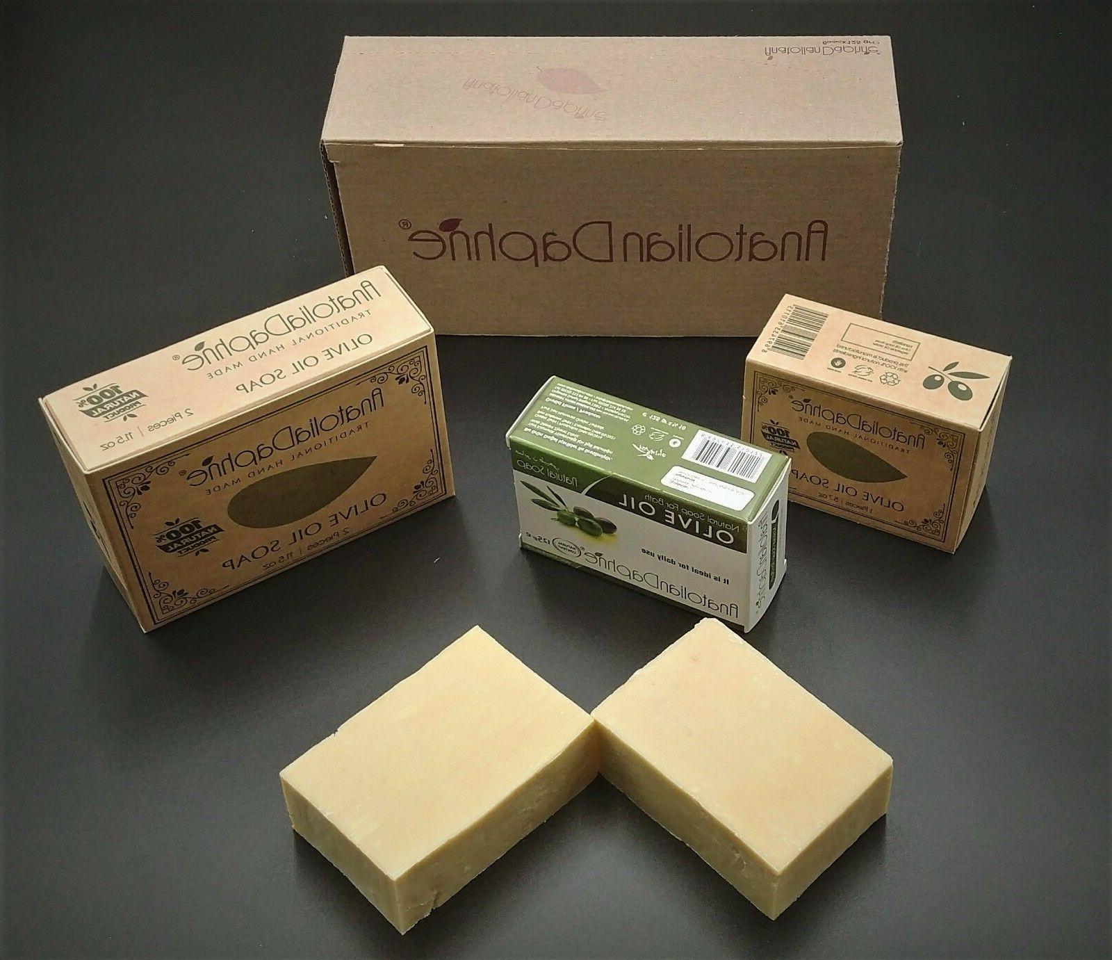olive oil bar soap 100 percent pure