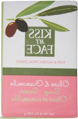Kiss Oil Soap 8