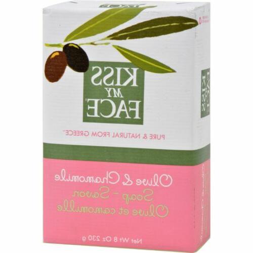 olive oil chamomile soap