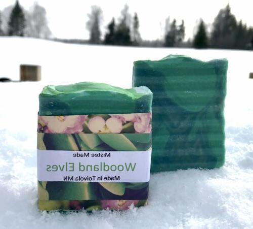 Organic Woodland Fragrance