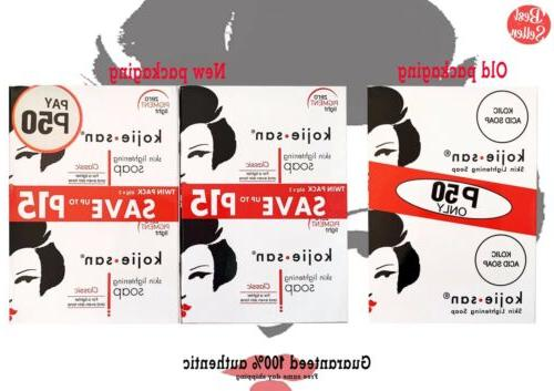 original skin lightening kojic acid soap 2