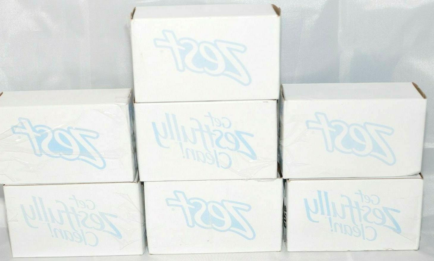 vintage fresh 7 seven 5oz soap bars