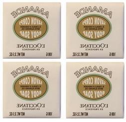 L'Occitane Almond/Amande Body Soap with Almond Oil - 100 gra