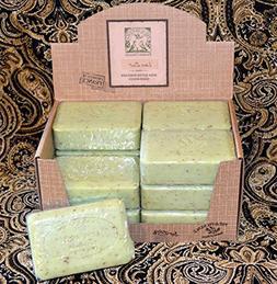 Case of 12 Pre de Provence Lime Zest 250 gram shea butter ex