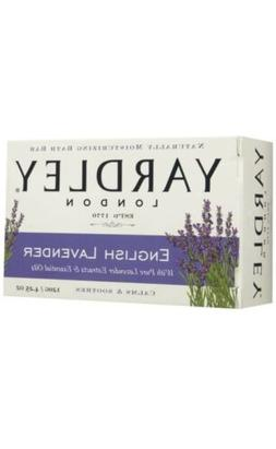 Yardley London English Lavender with Essential Oils Soap Nat