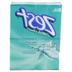 Lot 6 Packs Zest Aqua Pure Bar Soap 4 oz, 8 Bars Each