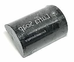 LUFFA SOAP Bar Charcoal Honey Herbal Natural Scrub Skin Whit