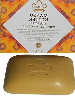 """Nubian Heritage """"MANGO BUTTER BAR SOAP"""" with Shea & Cocoa -"""
