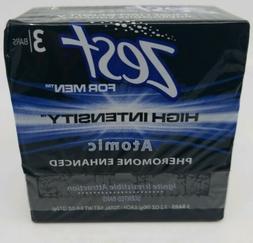 Zest for Men High Intensity Atomic Bar Soap - 3 Bar Package