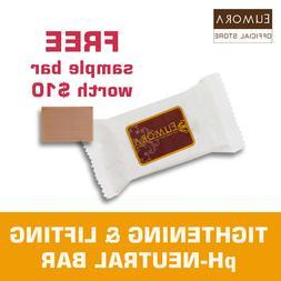 Eumora Moor Bar , Face Soap for All Skin Types, Anti-Aging &