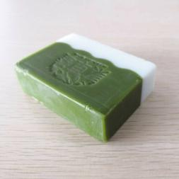 Natural Handmade Bar Soap With Ginseng Flower Face Soap For