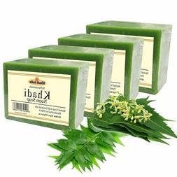 Khadi Natural Pure Neem Soap 125gm x 4