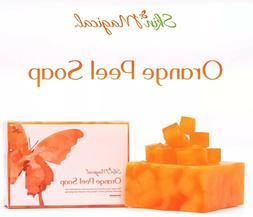 Skin Magical Orange Peel Skin Whitening Bleaching Soap 135g