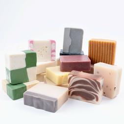 Handmade All Natural Premium Soap Bars ~ Holiday Gift Sets ~