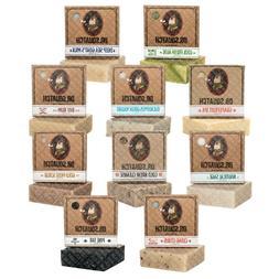 Organic Soap for Men's Dr Squatch Bar Soap You Choose Scent