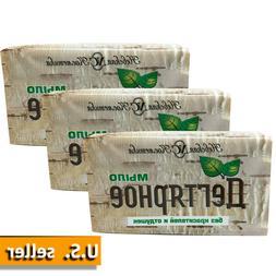 Natural organic tar soap Birch tar for anti-acne psoriasis o