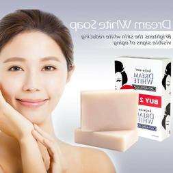 Original 2in1 Kojie San Dream White Anti-Aging Soap 65g x 2