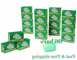 Irish Spring Original Bar Soap 96 BARS Bulk, 3.75 oz each ba