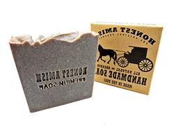 Honest Amish Natural Patchouli and Bark Soap Bar