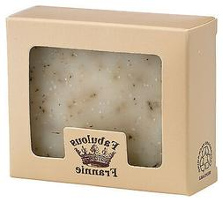PEPPERMINT Herbal Soap Bar made with 100% Pure Essential Oil