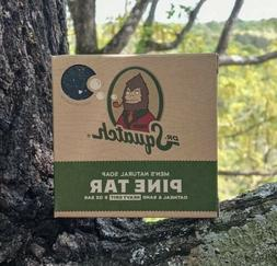 Pine Tar Soap by Dr. Squatch - Mens Natural Woodsy Scent Han
