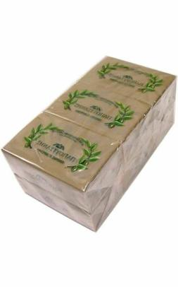 Papoutsanis Pure Greek Olive Oil Soap Bars of 8.8 Oz  & 125